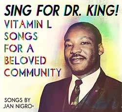 Sing for Dr. King!
